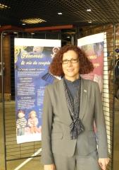 Brigitte Périllié, élections départementales 2015, Isère, 38, Conseil général, Conseil départemental