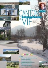 Canton de Vif, Brigitte Périllié